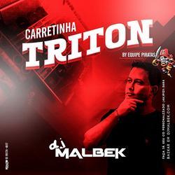CD CARRETINHA TRITON E EQUIPE PIRATAS