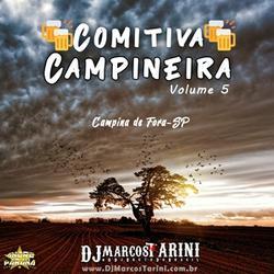 Comitiva Campineira Volume 5