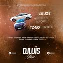 01 - CD Toro Pancadao e Cruze Arrasta Elas do Oreia - DJ Luis Oficial