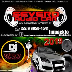 CD SEVERO AUDIO CAR 2019