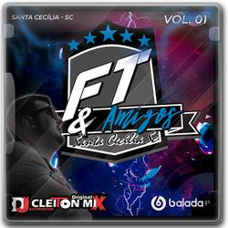 CD FT e Amigos DjCleitonMix