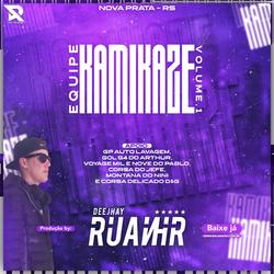 CD EQUIPE OS KAMIKAZE VOL 1