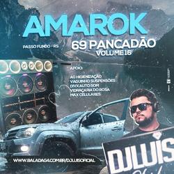 AMAROK 69 PANCADAO VOLUME 16