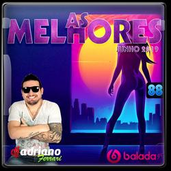 CD AS MELHORES - JUNHO 2019 - CD VOL 88