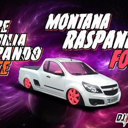 CD MONTANA RASPANDO FORTE VOL2