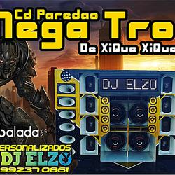 CD PAREDAO MEGA TRON BY DJ ELZO