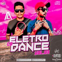 CD Eletro Dance Vol.03 2021 (Só As Melhores)