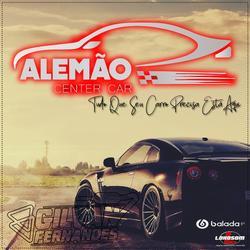 Alemao Center Car - DJ Gilvan Fernandes
