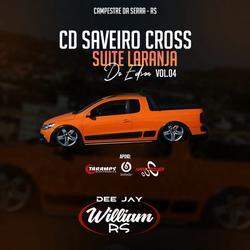CD Saveiro Cross Suite Laranja Do Edson Vol.4