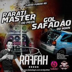 CD Parati Master do Pexe e Gol do Horn