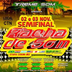Semi Final Racha de Som Brasil