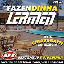 013 - Cd Fazendinha Lermen Volume 1