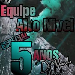CD EQUIPE ALTO NIVEL ESPECIAL 5 ANOS