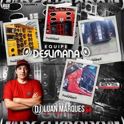 Equipe Desumana Volume 4 ESPECIAL FUNK