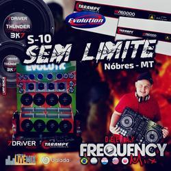 CD S10 Sem Limite - DJ Frequency Mix