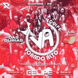 CD DAS GURIAS - EQUIPE VOANDO ALTO