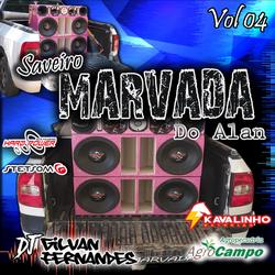 CD Saveiro Marvada Vol 04