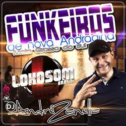 CD FUNKEIROS DE NOVA ANDRADINA VOLUME 2