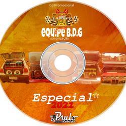 Cd Equipe BDG Especial 2021 DJ PR