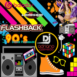 CD FLASH BACK ANOS 90 AS TOP
