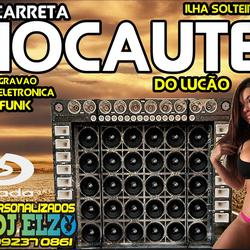 CD CARRETA NOCAUTE VOL 02  BY DJ ELZO