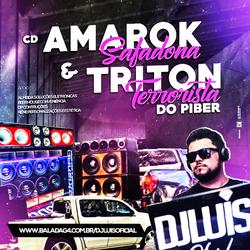 CD AMAROK SAFADONA E TRITON TERRORISTA