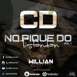 CD NO PIQUE DO TISTANDAM VOL 1