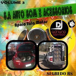 CD SA AUTO SOM E ACESSORIOS VOL 3