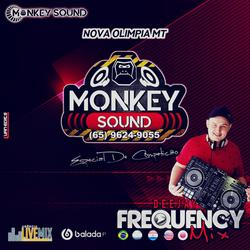 CD Monkey Sound Vol02 - DJ Frequency Mix