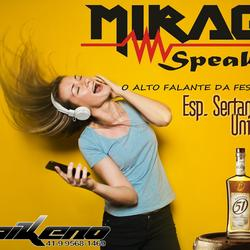 CD Mirage Speakers 11k - Dj Pikeno