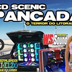 CD SCENIC PANCADA SO AS TOP BY DJ ELZO