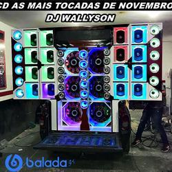 CD AS MAIS TOCADAS DE NOVEMBRO OFC