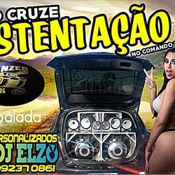 CD CRUZE OSTENTACAO SO AS TOP BY DJ ELZO