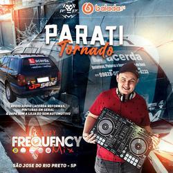 CD Parati Tornado - DJ Frequency Mix