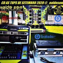 CD AS TOP DE SETEMBRO 2020 MUSICAS NOVAS