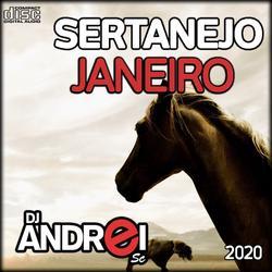 CD Sertanejo Janeiro 2020