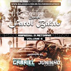 CD - Equipe Farol Baixo - volume 6