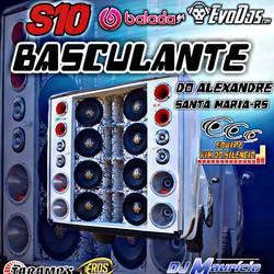 CD S10 basculante do alexandre