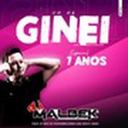 CD DA GINEI ESPECIAL 7 ANOS