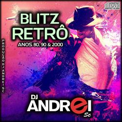 CD Blitz Retro - Anos 80 90 E 2000