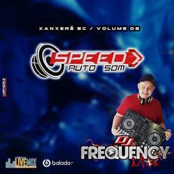 CD Speed Auto Som Vol02 - DJFrequencyMix
