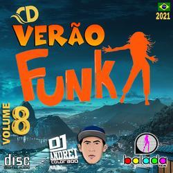 CD VERAO FUNK VOLUME 8