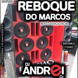 CD Reboque do Marcos Sertanejo E Forro