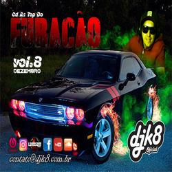 Cd AS TOP DO FURACAO VOL.8 DEZ. 2019