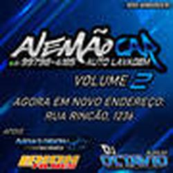 ALEMAO CAR AUTO LAVAGEM VOLUME 2