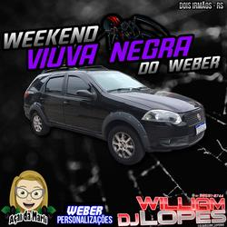 CD WEEKEND VIUVA NEGRA DO WEBER