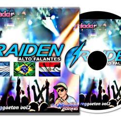 CD RAIDEN ALTO FALANTES VOL2