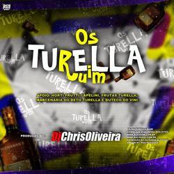 CD Especial Os Turella Ruim