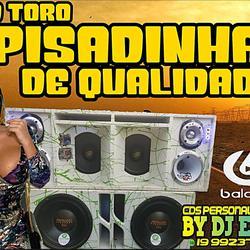 CD TORO PISADINHA DE QUALIDADE  DJ ELZO