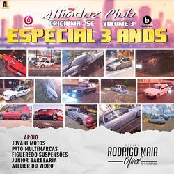 Alliaduz Club Vol3 Especial 3 Anos